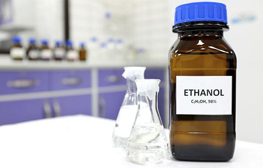 Ethanolflasche