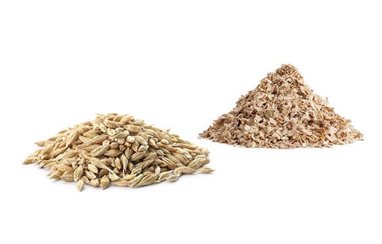 Weizen- und Saegespaehne