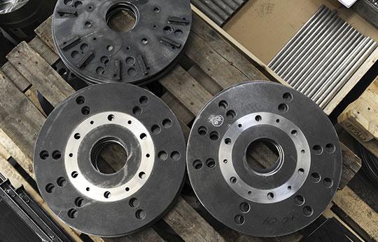 Ersatzteile Rotoren
